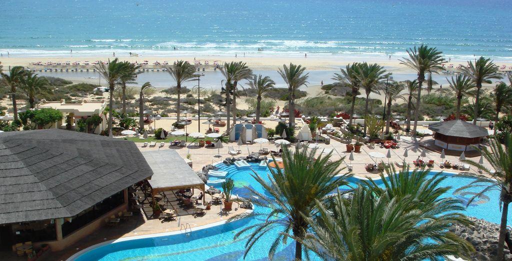 SBH Hotel Costa Calma Palace 4*