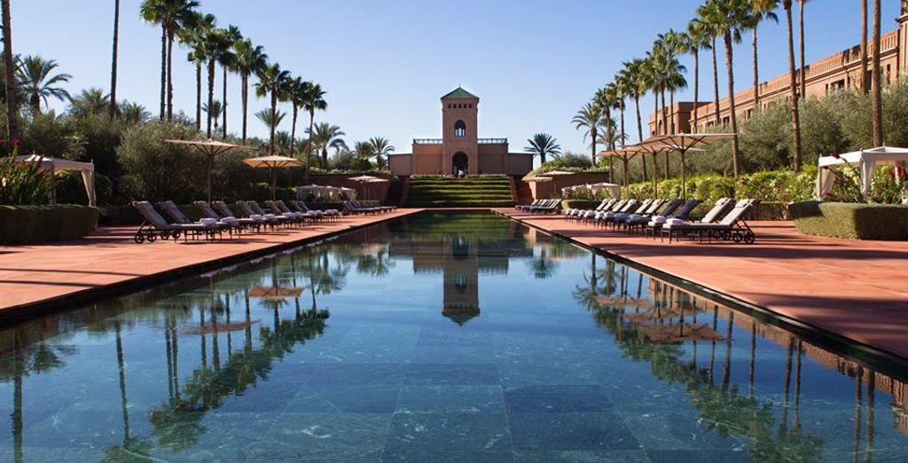 Vacaciones en Marrakech, viajes con descuentos, vuelo, hotel, chollo