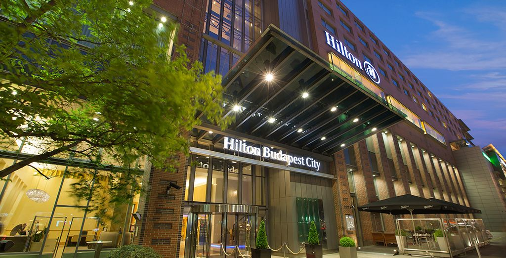 Bienvenido a Hilton Budapest City 5*