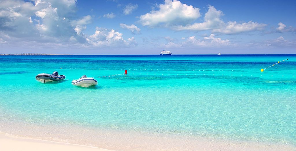 Te damos la opción de viajar a tus vacaciones en barco