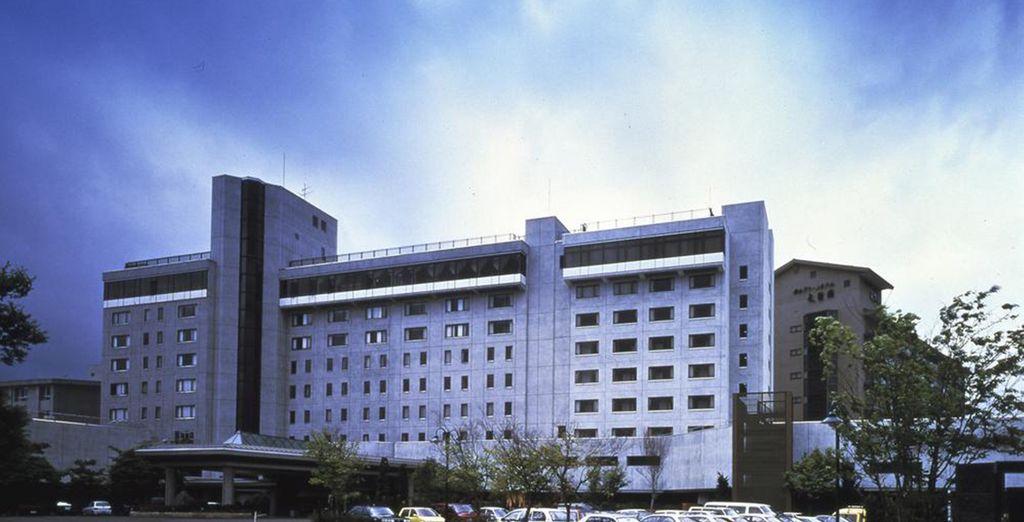 Hotel Green, Takayama