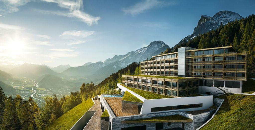 Impresionante hotel de 5 estrellas en Mosern