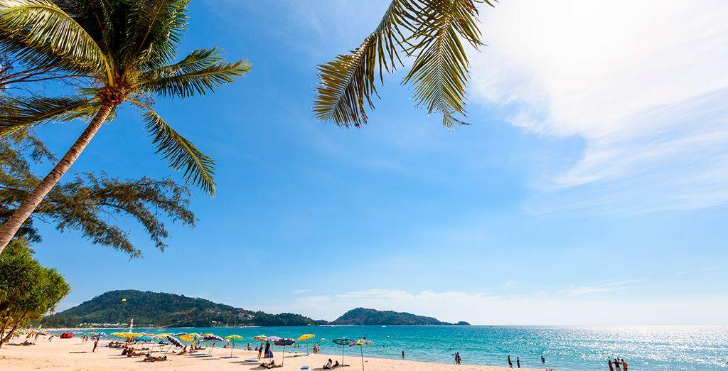 Dispondrás de todo el tiempo libre durante los últimos días de tu viaje para disfrutar a tu aire de Phuket
