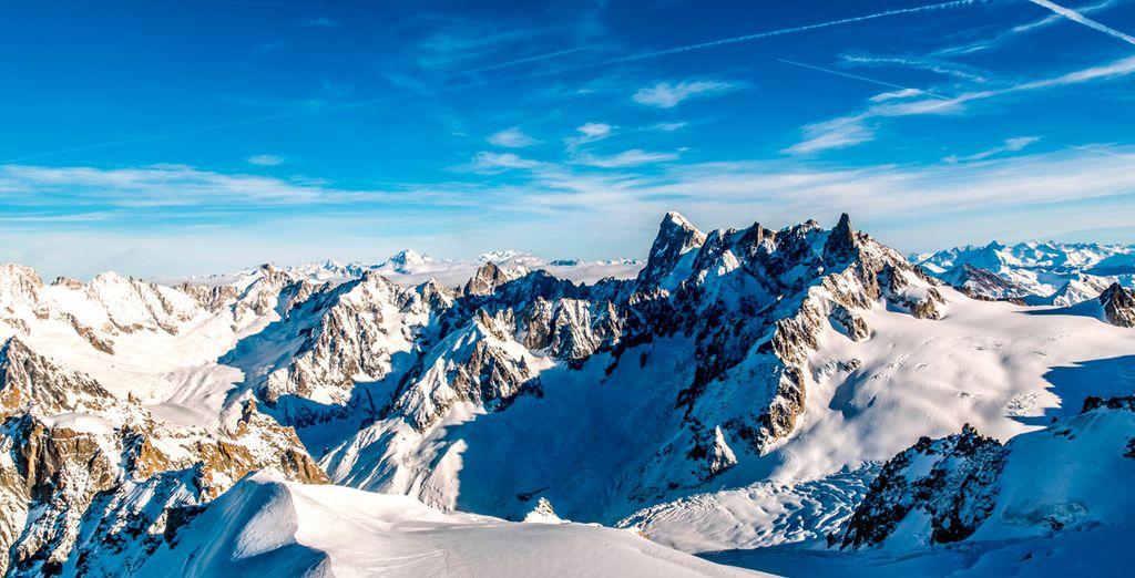 ¡Prepárate para tus vacaciones de esquí!
