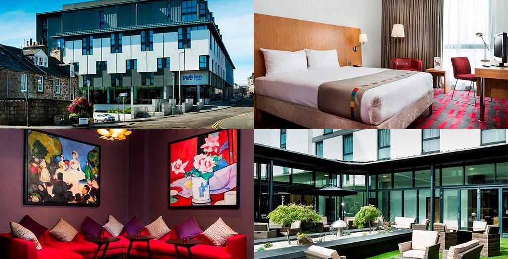 Park Inn by Radisson Aberdeen Hotel 3*