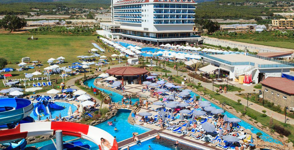 Un resort especial para los más pequeños