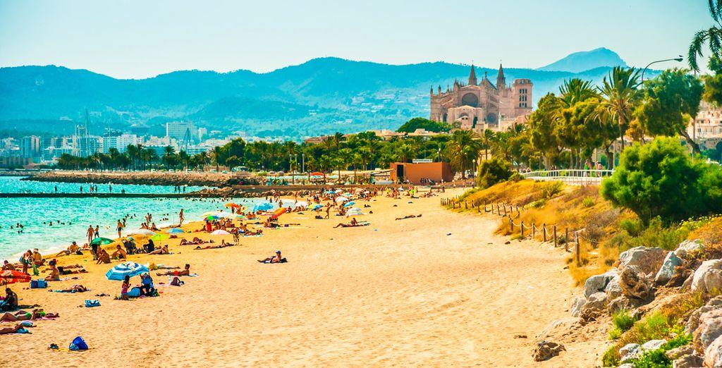 Vacaciones en Palma de Mallorca, viajes con Voyage Privé