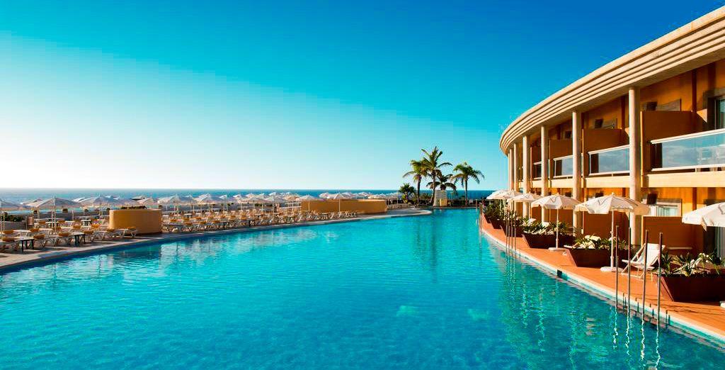 ¿Te imaginas tener este paisaje en tus próximas vacaciones?