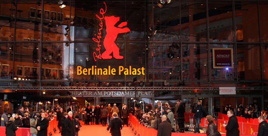Venga al prestigioso Festival de Cine Internacional del 05/02/15 al 15/02/15