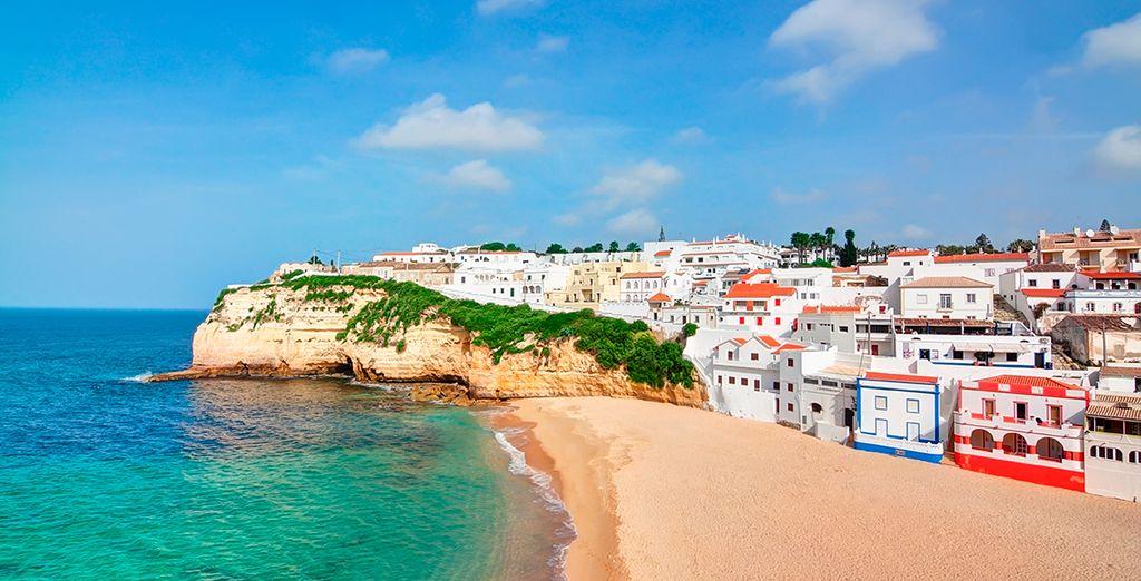 Pueblos costeros encantadores