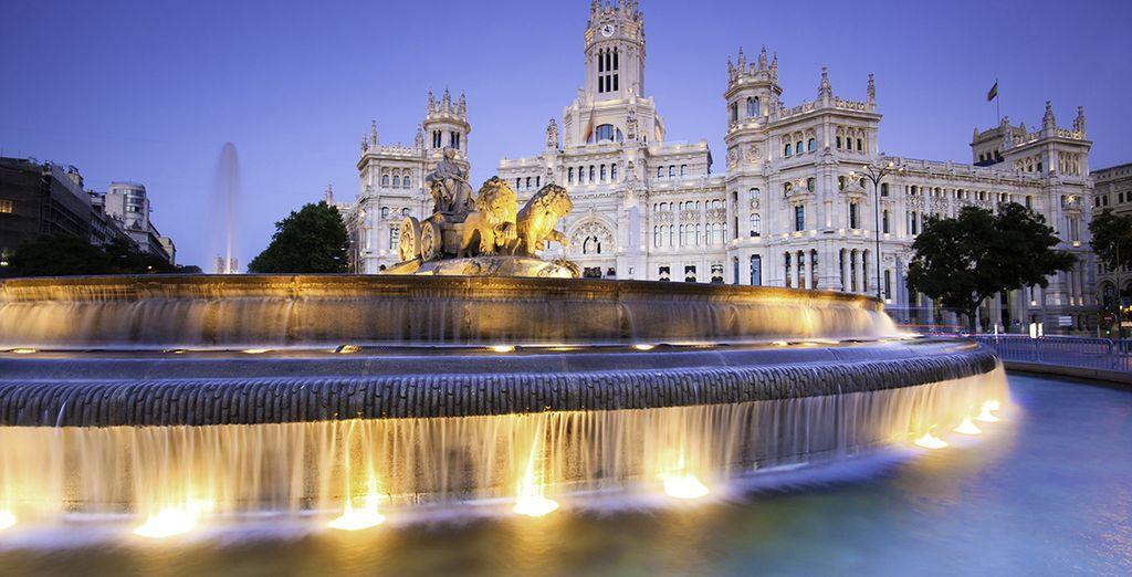 Déjese seducir por la magia de Madrid