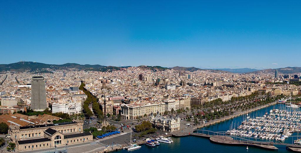 Barcelona, una ciudad cosmopolita con diferencia