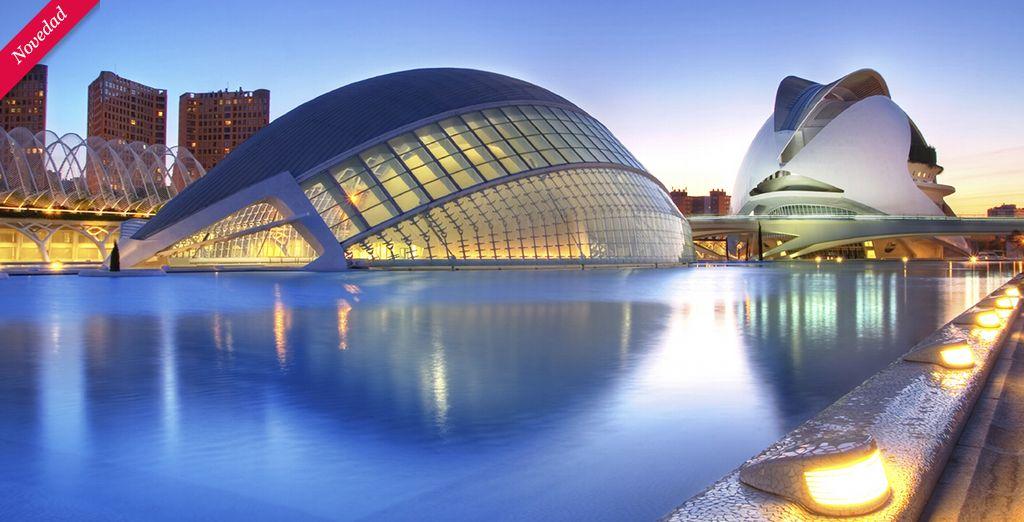 Bienvenido a Valencia
