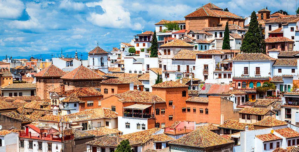 Escapadas de fn de semana en Granada - Albaicín
