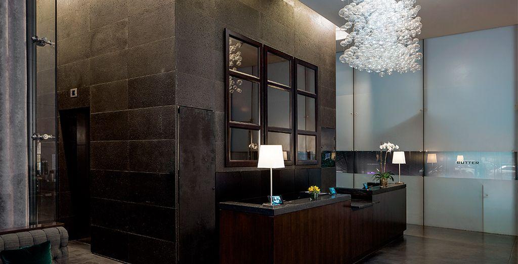 Un hotel boutique de lujo en el corazón de Manhattan