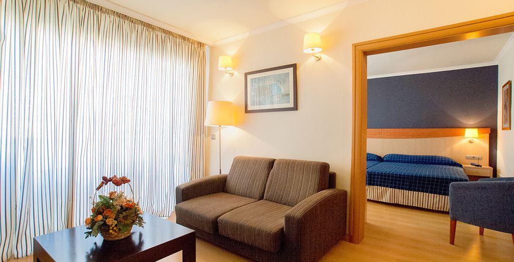 Hotel Evenia President con entrada a PortAventura World