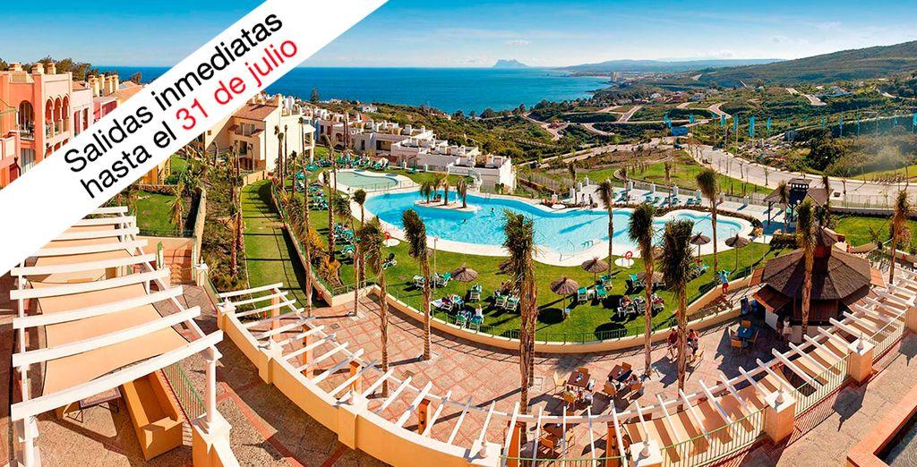 Un resort andaluz