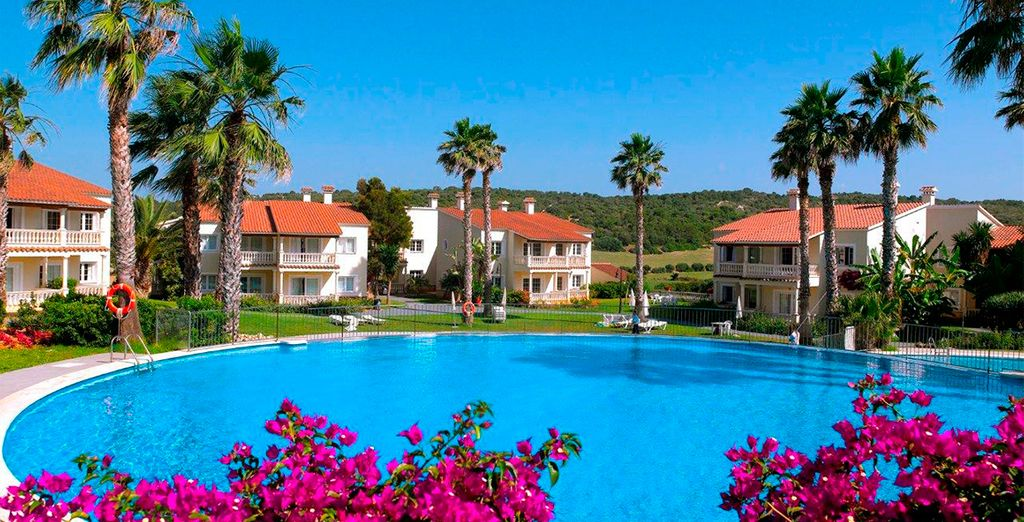 Hotel HG Jardín de Menorca 4*