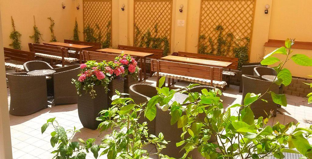 El Hotel Ambiance 4*, una opción ideal en Praga