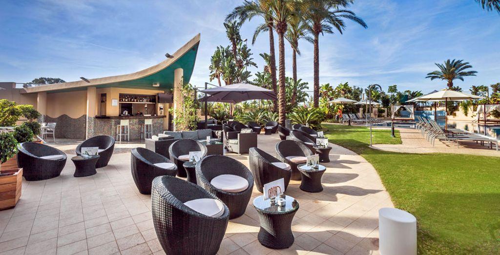 Un hotel sólo para adultos en plena Costa del Sol