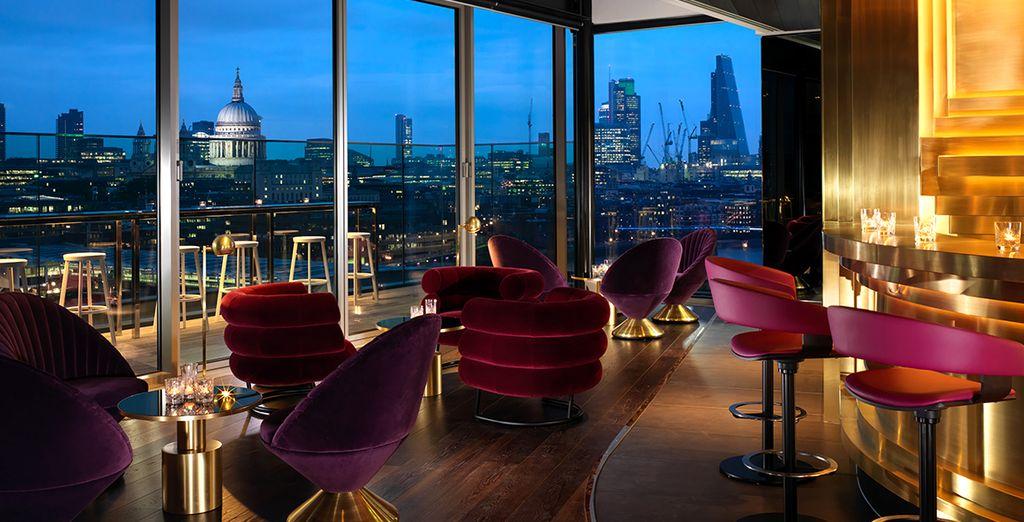 El Hotel Mondrian London 5* te espera en la capital británica