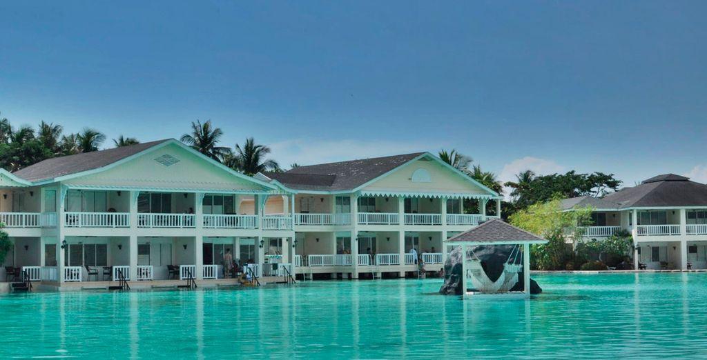 Aproveche unas vacaciones perfectas en Plantation Bay