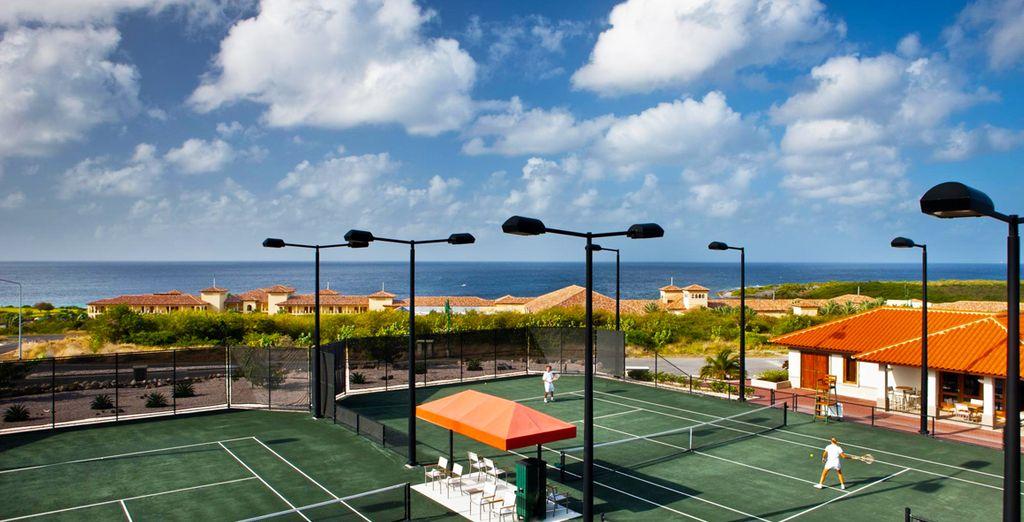 O del tenis