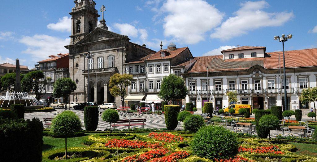 Una zona de riqueza histórica y cultural