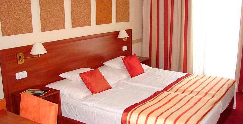 Hotel City Inn 4*, uno de tus posibles alojamientos