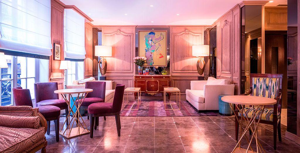 Bienvenido al Hotel Balmoral 4*