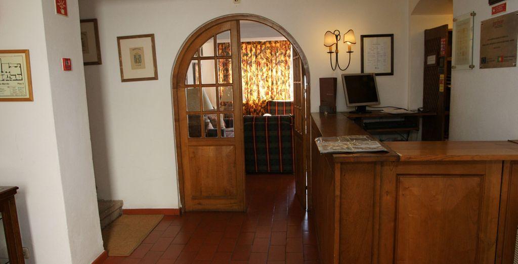 Un precioso hotel con encanto rural