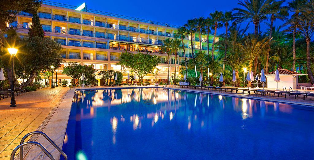 El THB Los Molinos es un hotel sólo para adultos...