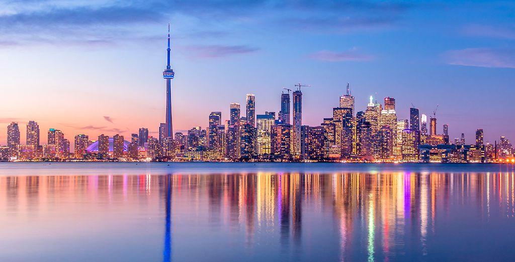 Tu siguiente parada será Toronto, una ciudad multi-étnica