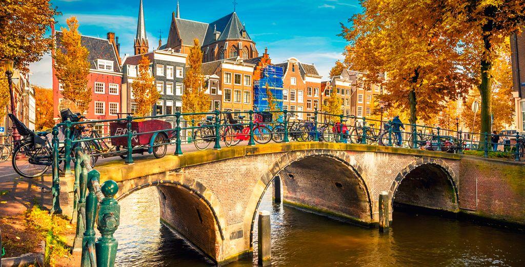 Vacaciones en familia en Holanda, viajes en familia con niños