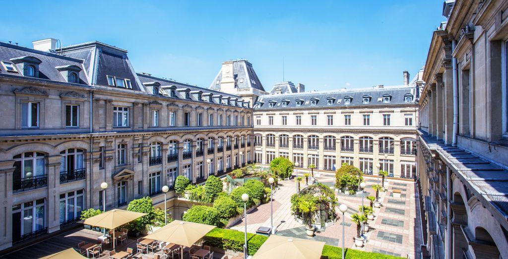 Hoteles de última hora a París*