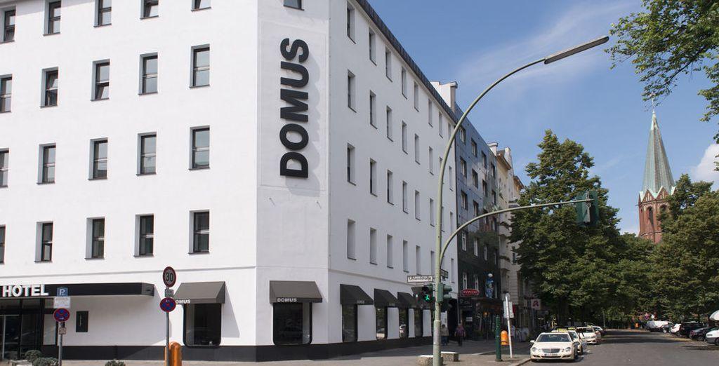 El punto perfecto para una escapada ideal a Berlín