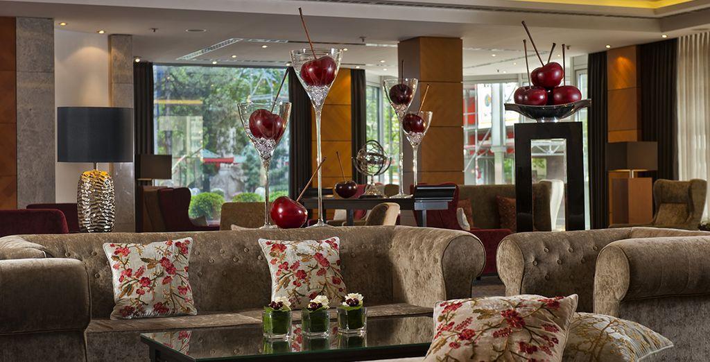 Interiores decorados con un gusto exquisito