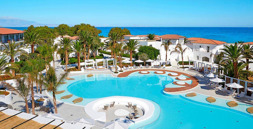 Impresionante Resort de 5 estrellas