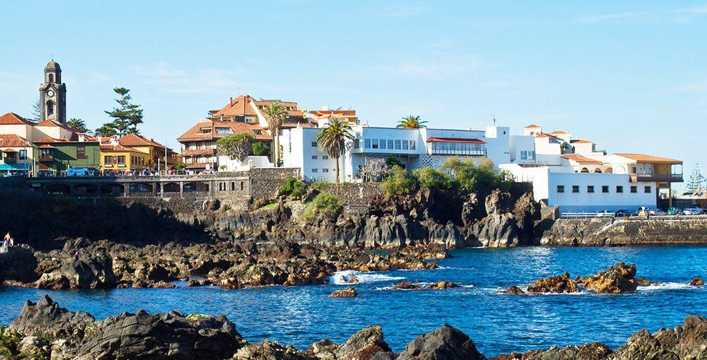 Descubra los rincones más increíbles del Puerto de la Cruz