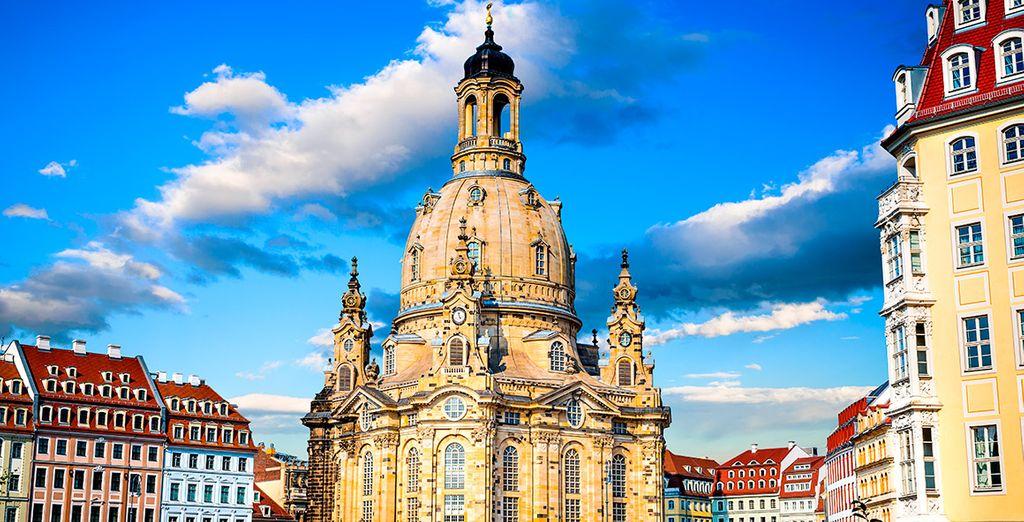 Un recorrido inigualable por la Alemania más encantadora
