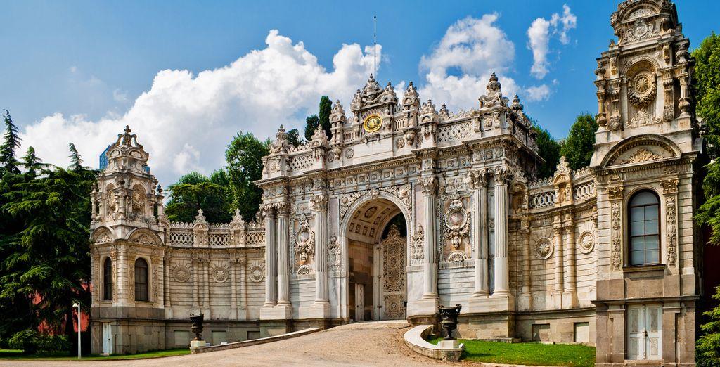 El Palacio de Dolmabahce, todo un tesoro