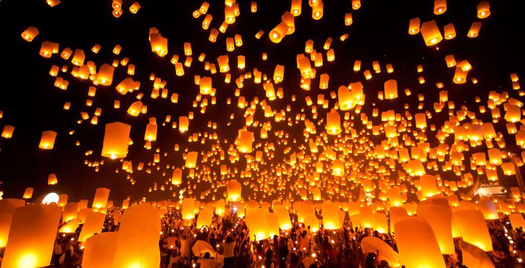 Festivales en Chiang Mai que no se puede perder