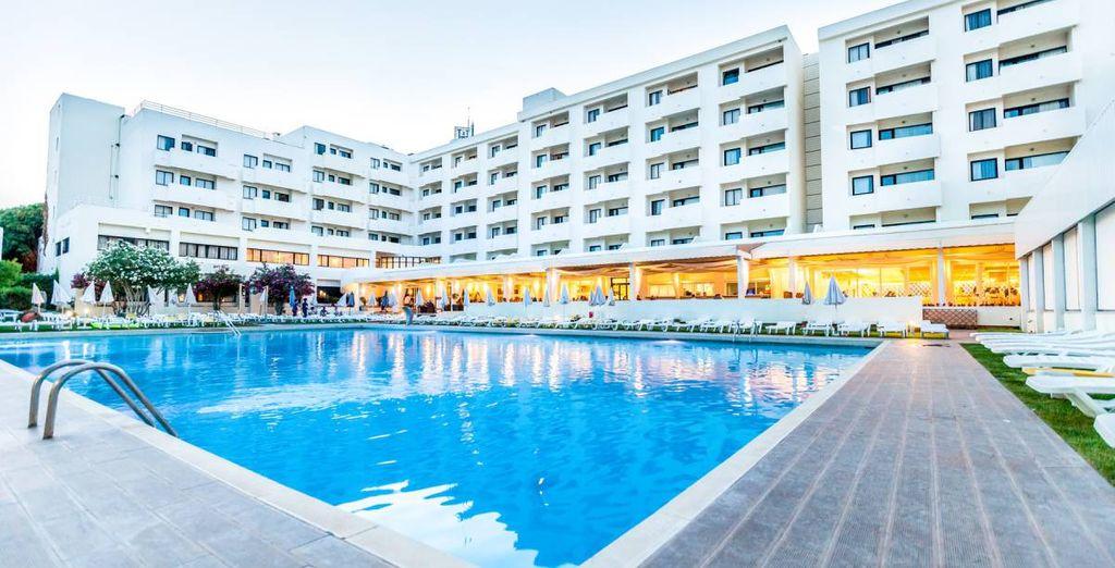 Albufeira Sol Hotel & Spa 4* en Algarve