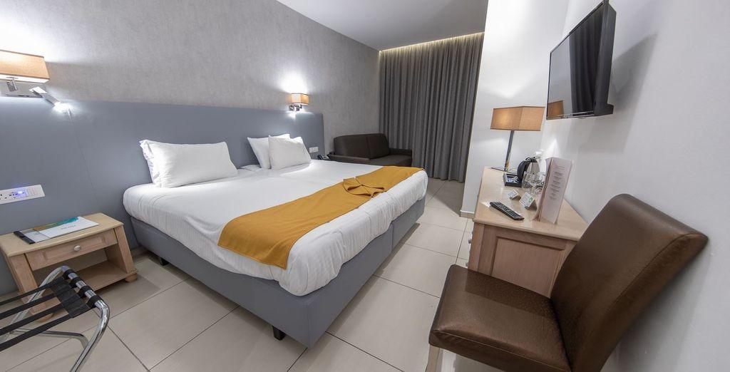 Solana Hotel & Spa 4* - Malta