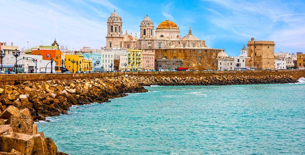 Vacaciones en Cádiz, guía, cosas que ver y hacer