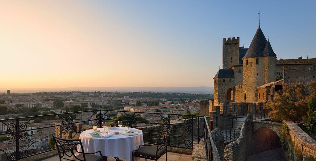 Mgallery Hotel de la Cité 5* Carcassonne