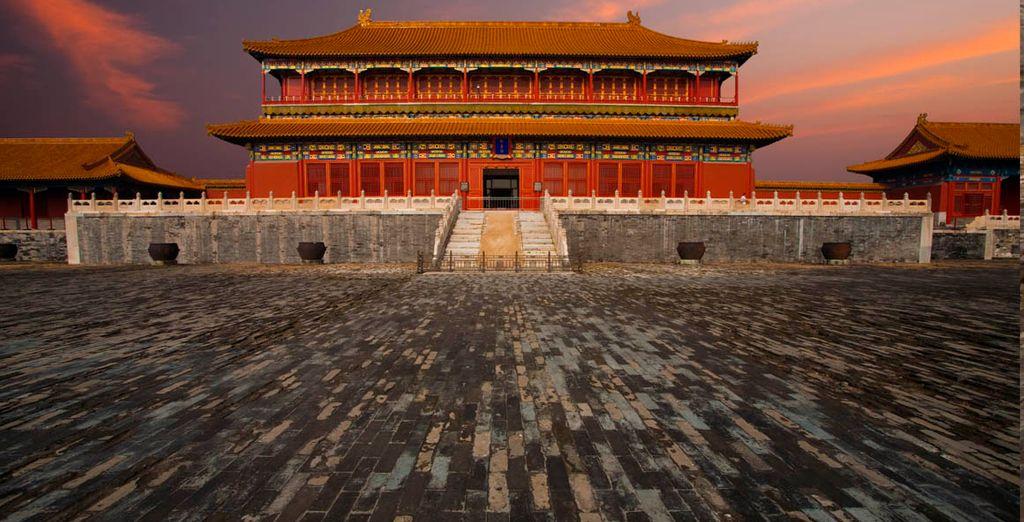 Visite sus inconfundibles templos
