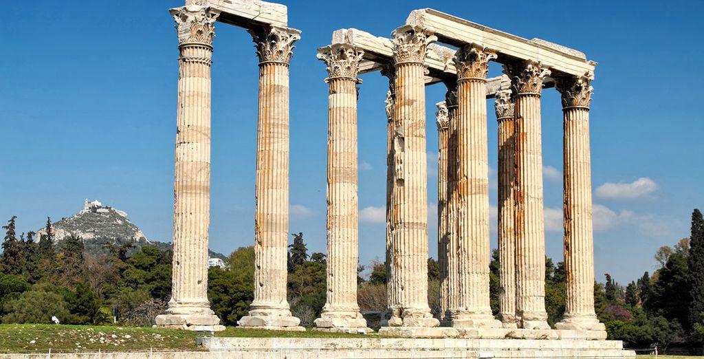 lleno de lugares y monumentos con una importancia sin igual