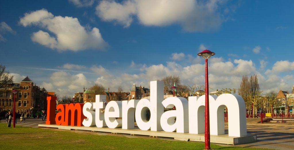 Amsterdam es un lugar con multitud de lugares para el ocio