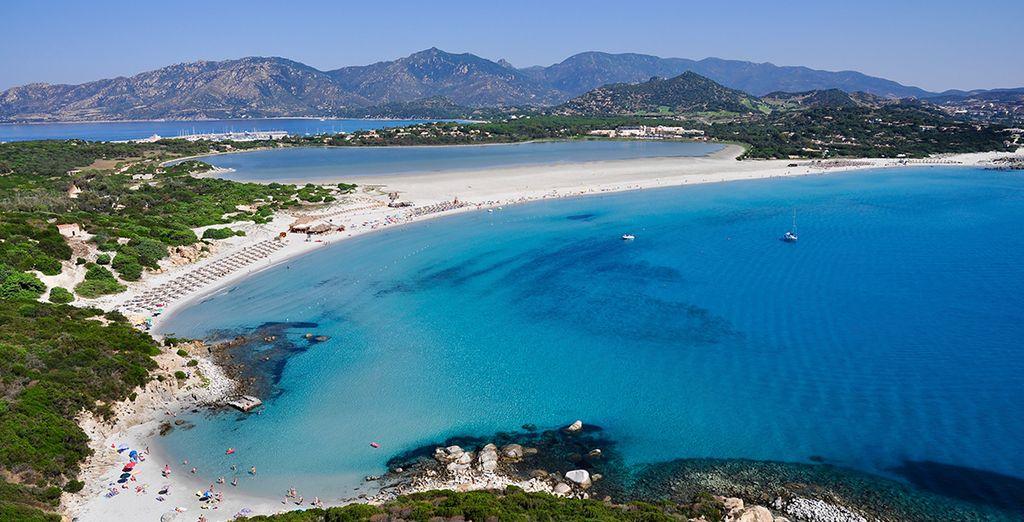 Son sus playas y agua turquesa...